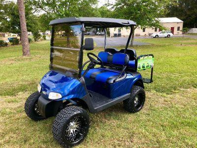 Custom 2015 EZGO RXV Golf Cart
