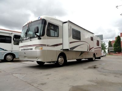 1999 Holiday Rambler Endeavor 37 diesel pusher motorhome rv