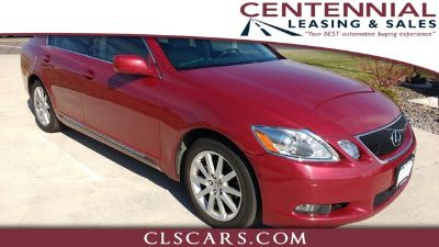 2006 Lexus GS 300 Base (Matador Red Mica)