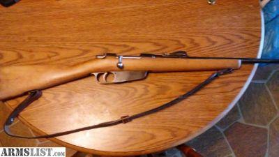 For Sale/Trade: 91/24 carcano