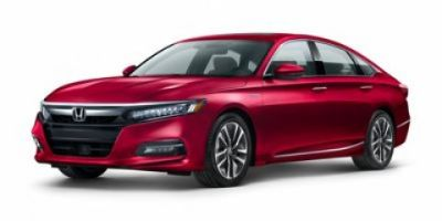 2018 Honda Accord Hybrid Touring (Modern Steel Metallic)