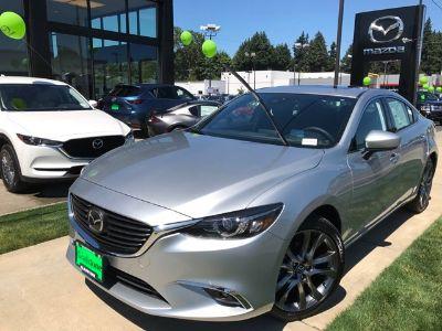 2017 Mazda Mazda6 Grand Touring (SONIC SILVER METALLIC)