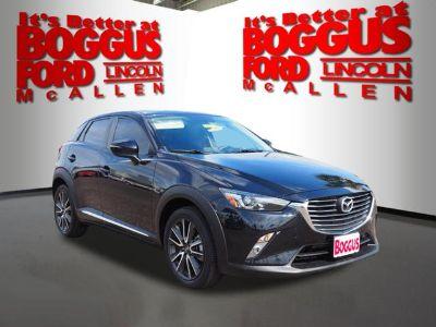 2016 Mazda CX-3 Grand Touring (Jet Black Mica)