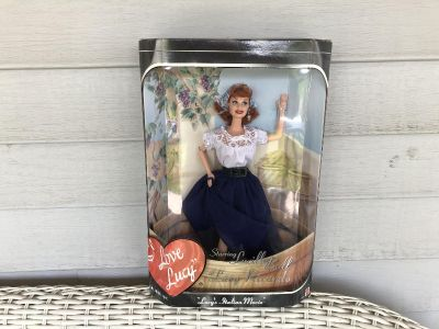 I love Lucy collectors doll new in package