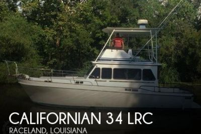 1981 Californian 34 LRC