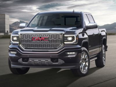 2018 GMC Sierra 1500 Denali (Quicksilver Metallic)