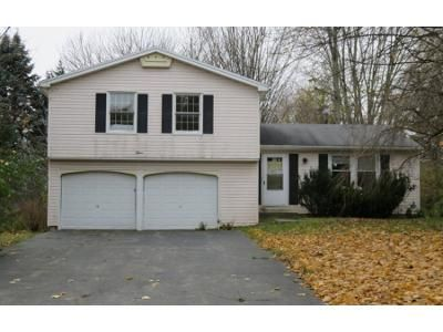 3 Bed 1 Bath Preforeclosure Property in Rochester, NY 14624 - Cannon Hill Rd