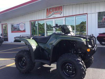 2019 Honda FourTrax Foreman Rubicon 4x4 EPS Utility ATVs Hudson, FL