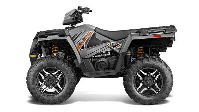 2015 Polaris Sportsman 570 SP Utility ATVs Monroe, MI