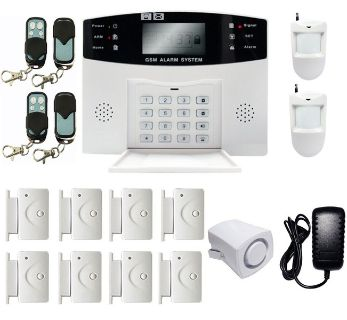 Do It Yourself Home/Business Security System