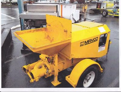Concrete Pumps