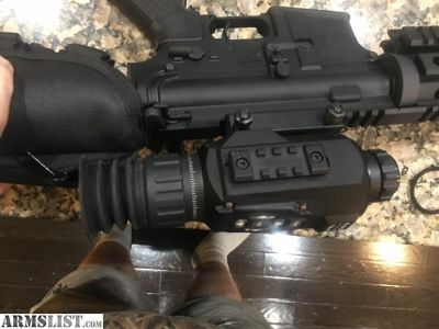 For Sale: DPMS 5.56/223 AR with Thor Thermal Scope