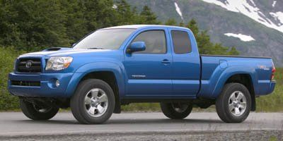 2006 Toyota Tacoma V6 (Speedway Blue)