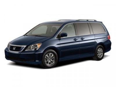 2010 Honda Odyssey EX-L (Alabaster Silver Metallic)