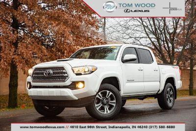 2016 Toyota Tacoma TRD Sport (Super White)