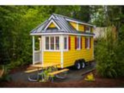 Now Turn Your Car into a Tiny House on Wheels with Terraform Tiny Homes