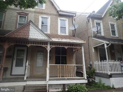 3 Bed 1 Bath Foreclosure Property in Pottstown, PA 19464 - Queen St