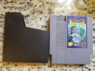 NES Rampage