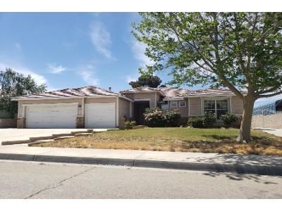 4 Bed 2 Bath Preforeclosure Property in Lancaster, CA 93536 - Haven Pl