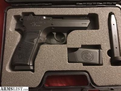 For Sale: New in box tristar t100 9mm