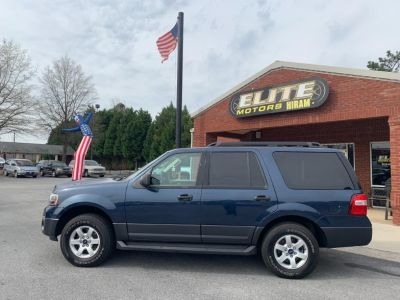 2016 Ford Expedition XL (Blue)