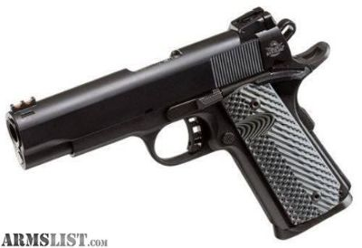 For Sale: Rock Island Armory M1911-A1 Tactical II (9mm)