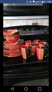 24pc dinnerware