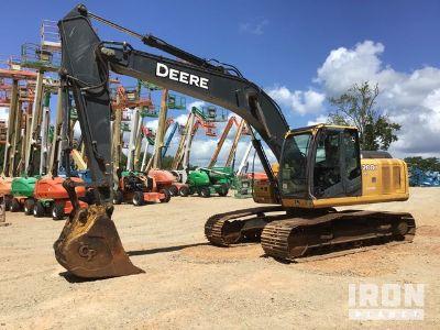2011 John Deere 200DLC Track Excavator