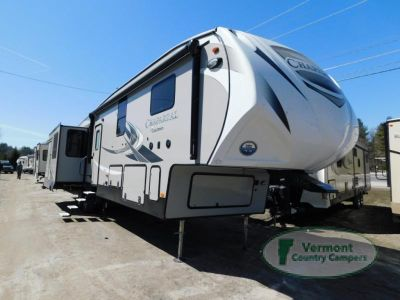 2019 Coachmen Rv Chaparral 391QSMB