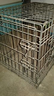Dog/Puppy Kennel (Metal)