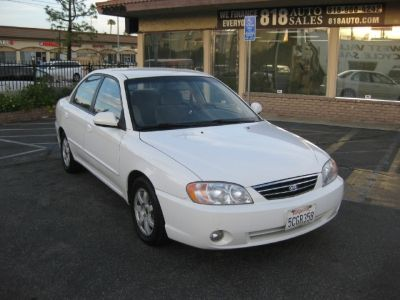 2003 Kia Spectra 4dr Sdn RS Automatic w/Air Cond