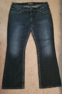 Silver jeans womens 16 length 31