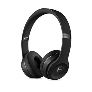 (still shrink-wrapped) Beats Solo3 Wireless On-Ear Headphones - Black