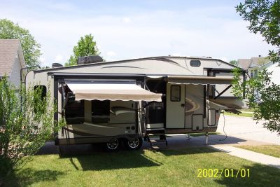 2012 Forest River SIGNATURE ULTRA LITE 8289WS