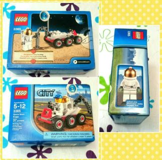 Brand New/Sealed LEGO City Space Moon Buggy (3365)
