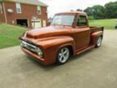 1953 Ford F-100 High Class Frame