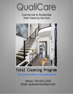 Home Cleaning Services Charlotte NC Maid Services