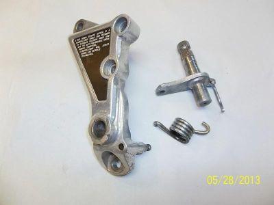 Purchase HONDA CB900 C CUSTOM brake pedal pivot spindle bracket CB 900 1000 1981-1983 motorcycle in Houghton Lake, Michigan, US, for US $21.95