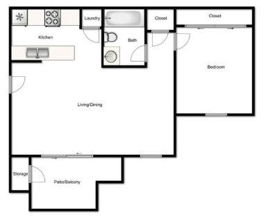 $6480 1 apartment in Contra Costa County