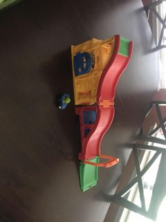 Fisher-Price Little people track