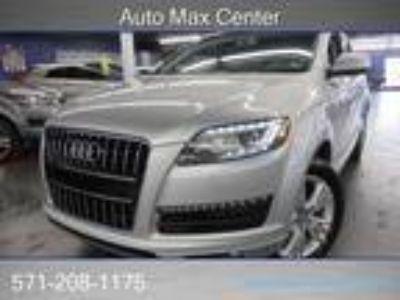 2011 Audi Q7 3.0 quattro TDI Premium Plus 4dr SUV 3.0L Diesel Turbo V6 225hp