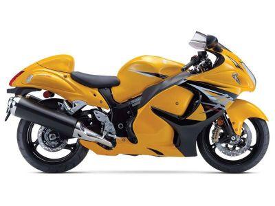2013 Suzuki Hayabusa Limited Edition SuperSport Motorcycles Melbourne, FL