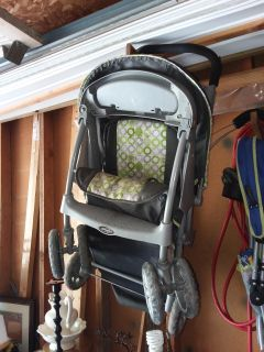 Stroller needs cleaned seat chusions got mildew