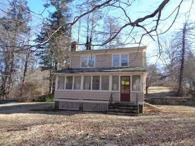3 Bed 1 Bath Foreclosure Property in Chester, CT 06412 - Goose Hill Rd