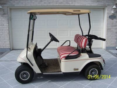 EZ-GO Electric Golf Car Cart