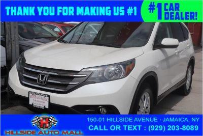 2012 Honda CR-V EX (Opal Sage Metallic)