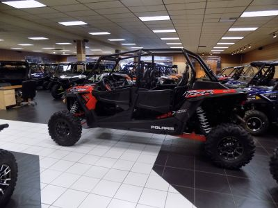 2017 Polaris RZR XP 4 Turbo EPS Sport-Utility Utility Vehicles Chanute, KS