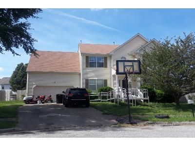 5 Bed 3 Bath Preforeclosure Property in Portsmouth, VA 23703 - Paddle Ct