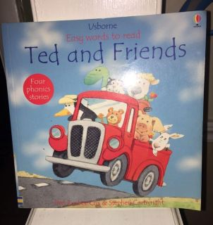 Usborne Ted and Friends book