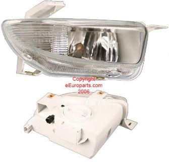 Find NEW Genuine Volvo Foglight Assembly - Passenger Side 9171064 motorcycle in Windsor, Connecticut, US, for US $136.62